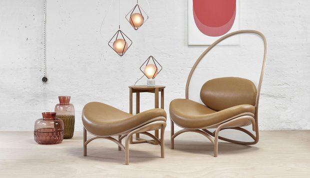 Ton / křeslo Chips Chair (Lucie Koldová), kolekce Santiago (René Šulc)