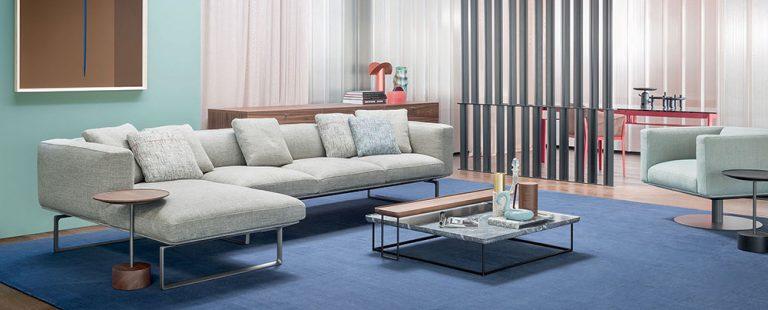 Pohovky určují styl a atmosféru obývacího pokoje. Jak je vybrat?