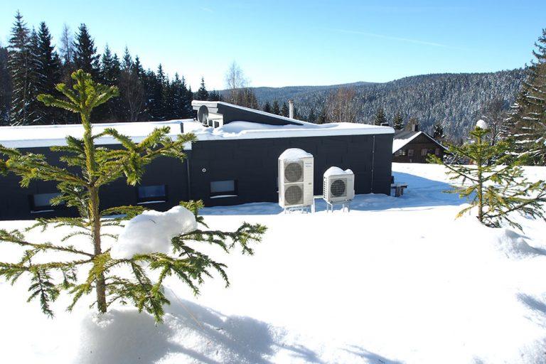 Horský dům Nové Hamry