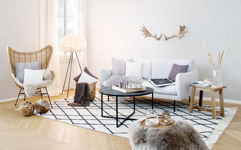 Jak zařídit obývací pokoj v malém bytě