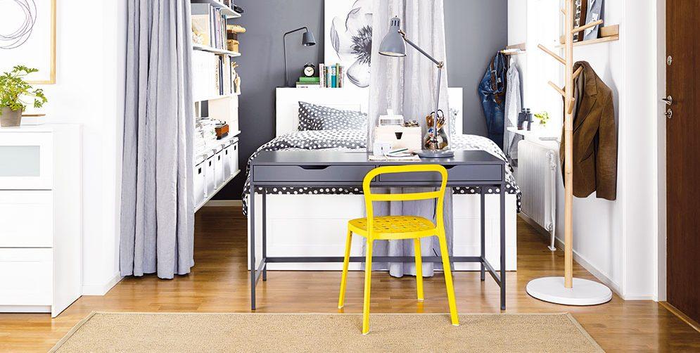 Jak zařídit ložnici v malém bytě