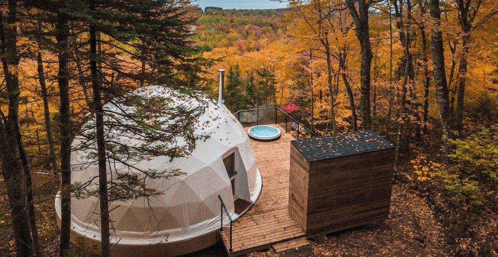 Ekologické bydlení s maximálním komfortem a uprostřed přírody