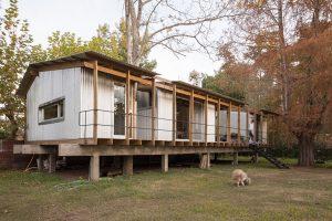 Jak si postavit dům, aby byl chráněn před povodněmi