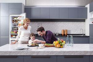 Chladnička nabízí mimořádný výkon, dlouhou životnost a chuť, se kterou potěšíte všechny své smysly
