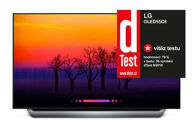 LG-OLED-E8 FOTO LG Electronics CZ