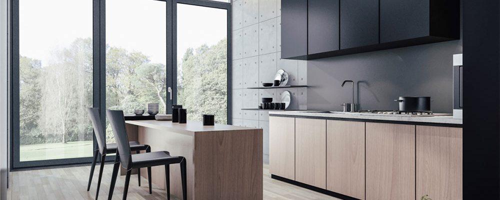 Ještě větší rozměry oken pro moderní bydlení