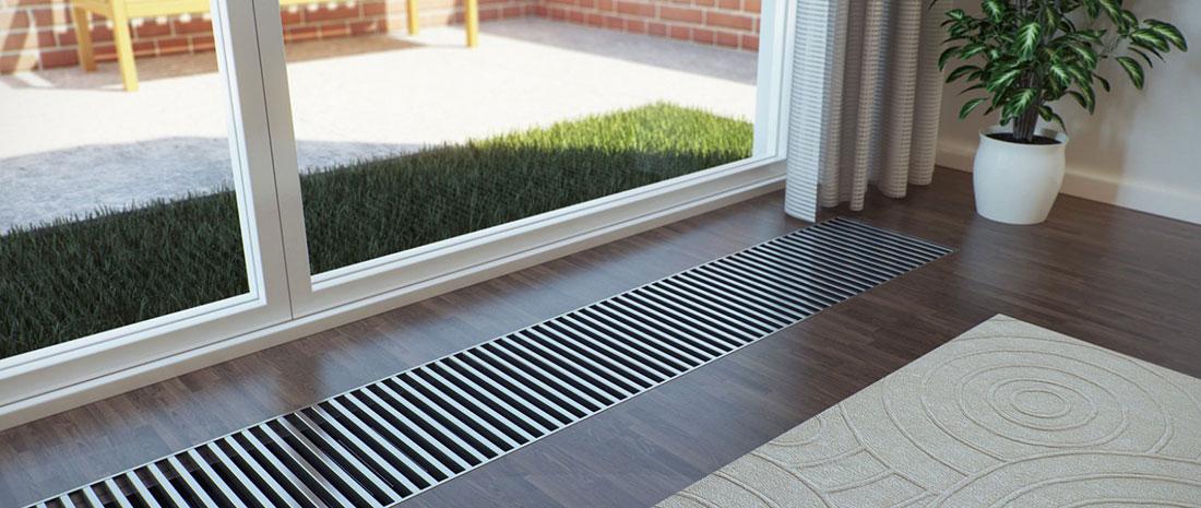 KORADO na ISH představilo inovace podlahových konvektorů