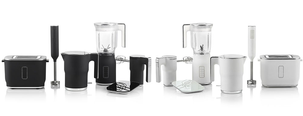 Designová kolekce nových malých domácích spotřebičů Gorenje by Ora Ïto