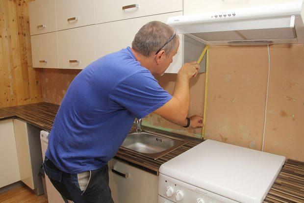 výběr skla a zaměření kuchyně zdroj AGC Flat Glass Czec