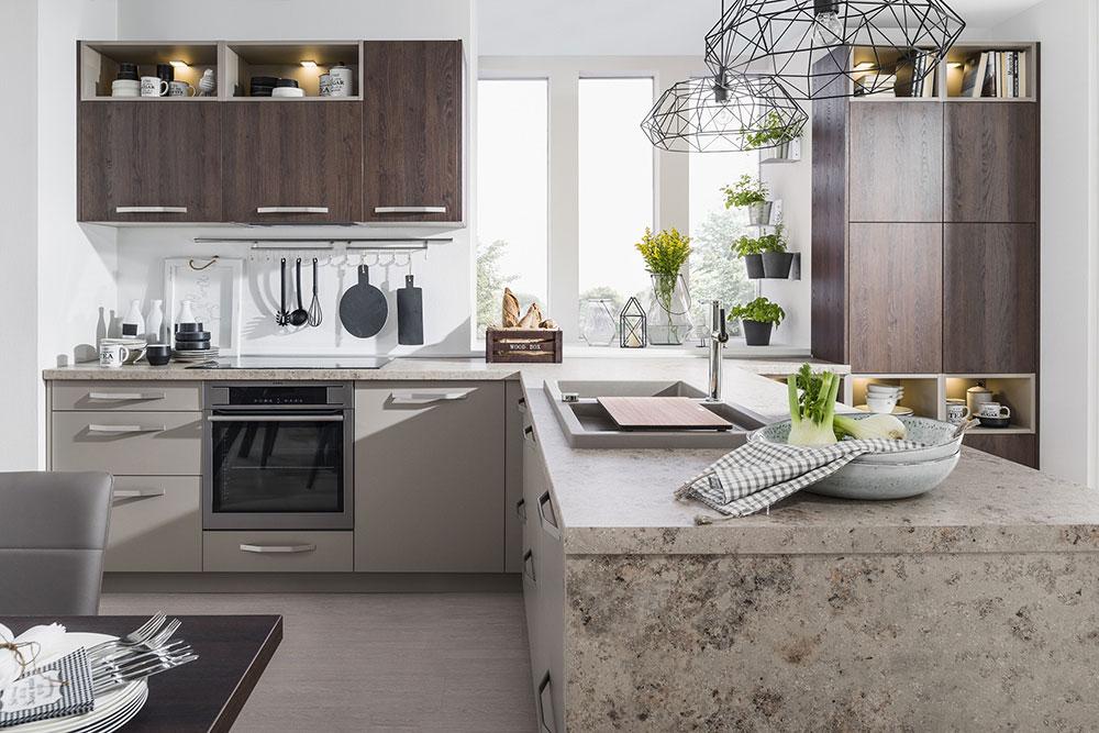 Jaký materiál vybrat do kuchyně