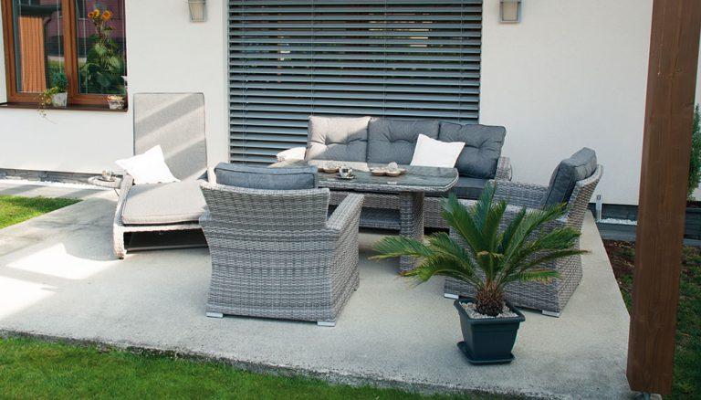 5 aktuálních trendů v zahradním nábytku