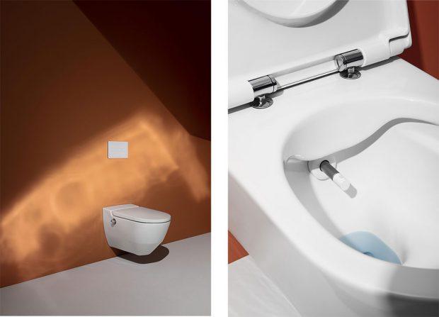 Sprchová toaleta Cleanet Navia