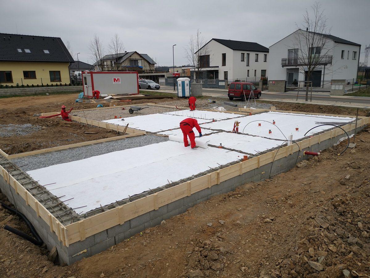 Stavba prvního vzorového domu e4 startuje!