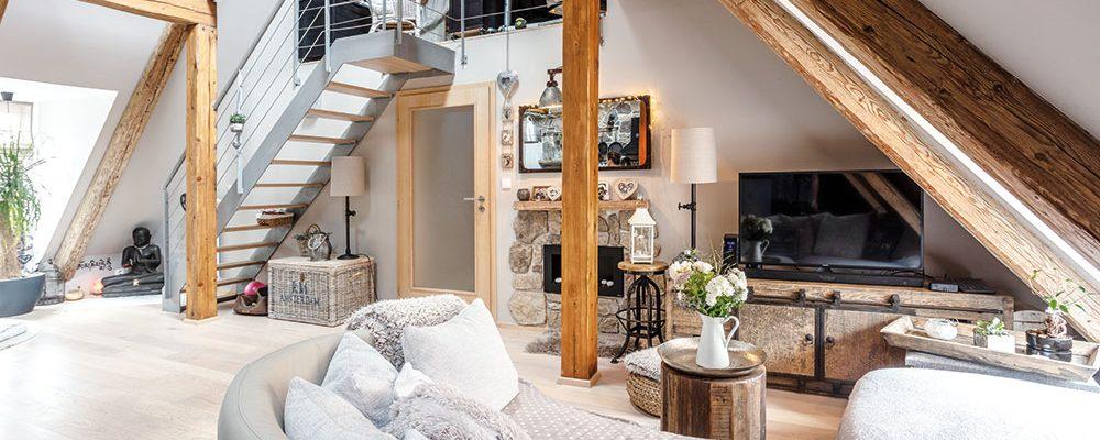 Krásně svetlý mezonetový byt v obci Středokluky