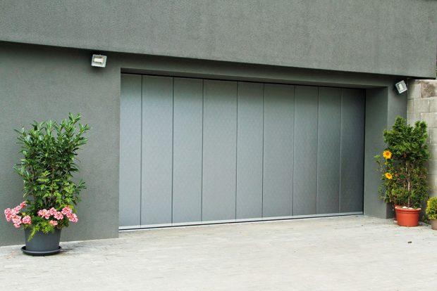 Posuvná vrata-garažová vrata