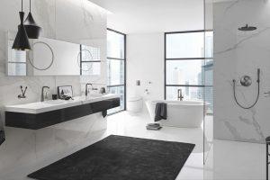 Kolekce GROHE Colors nabízí maximální flexibilitu při vytváření osobitého koupelnového interiéru