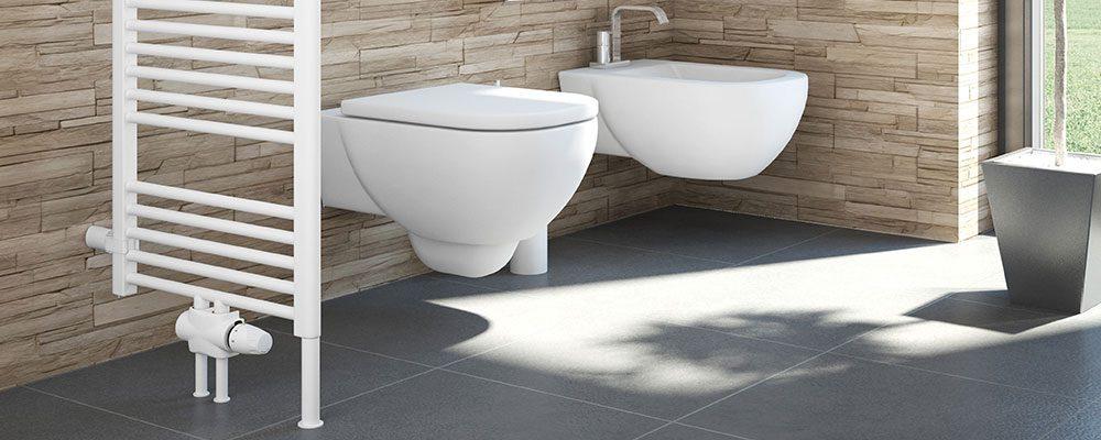 Koupelnové žebříky z jiného úhlu