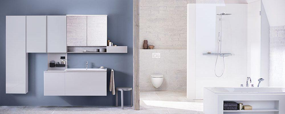 ACANTO – Koupelnová řada s flexibilním využitím