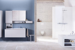koupelnový nábytek a sprchový kout