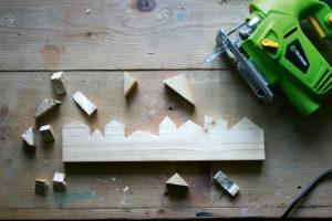 odrezky ze dreva
