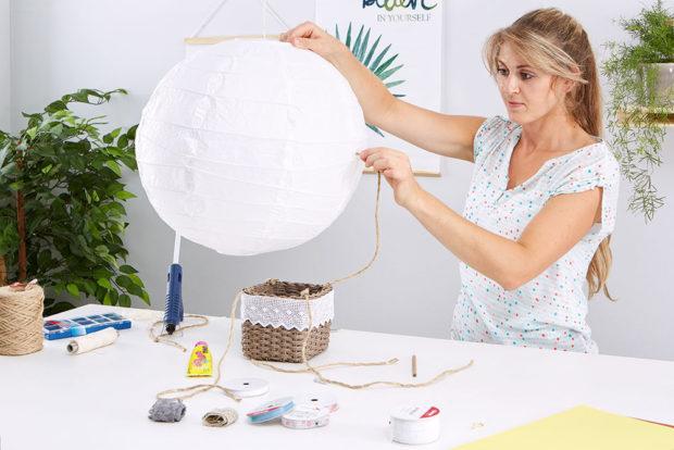 Papírový balón