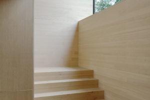 drevené schodiste