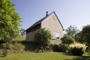 rekonstruovaná stodola