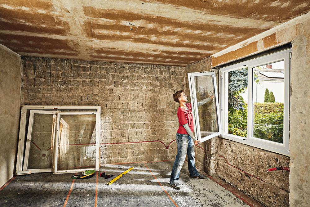 Jak zabudovat nová okna? Je to jednodušší, než si myslíte