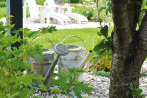 zahradní prvky apomůcky
