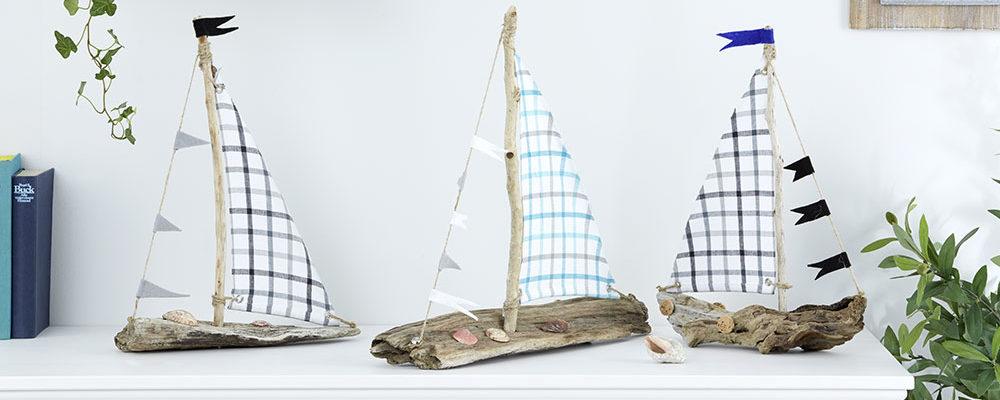 Plachetnice znaplaveného dřeva