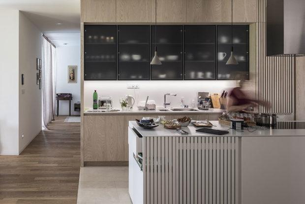 kuchyne v dome