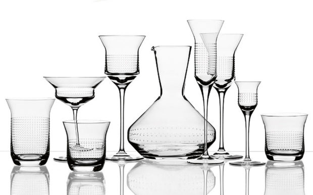 Sada nápojového skla