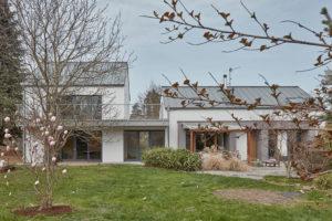 Přístavba rodinného domu