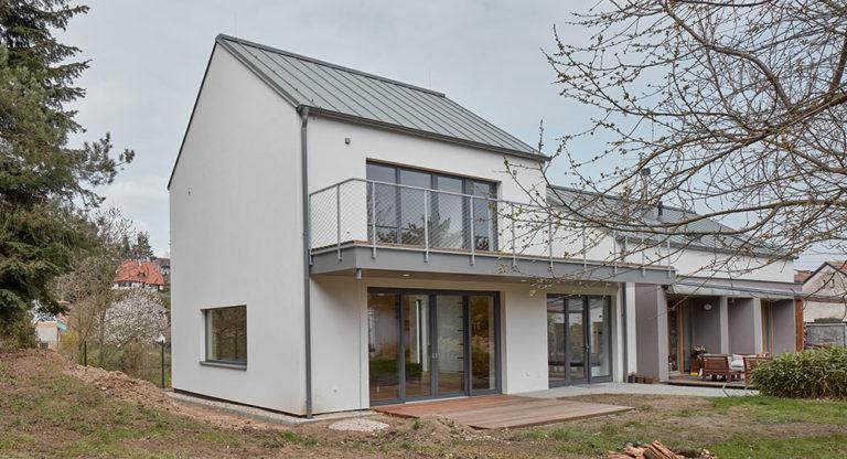 Přístavba rodinného domu, která změnila život celé rodině