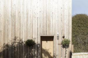 drevená fasáda