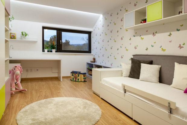 detská ložnice