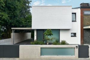 Dům v německém Gersthofenu