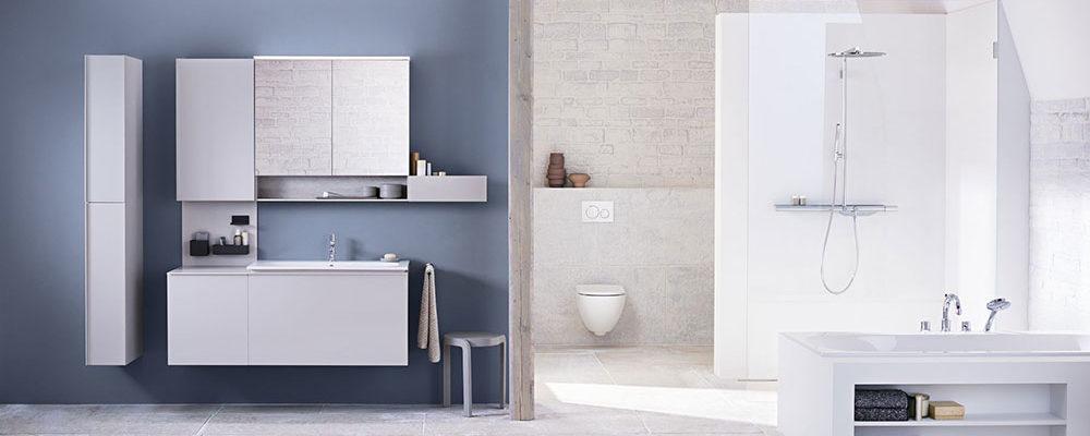Koupelna Geberit Acanto – Individuální jako vy