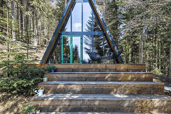 Rekonstrukce dobové chaty za 55 000 eur