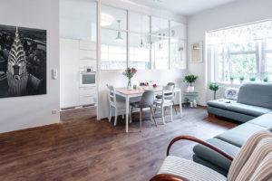 Krásný byt v činžovním domě aneb jak bydlí Jana Bernášková