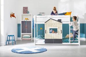 poschodová postel pro deti
