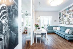 Krásný byt v činžovním domě