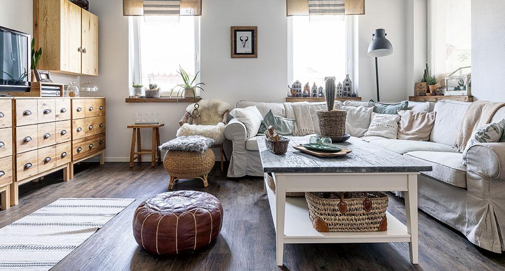 Venkovský domek, kde se okamžitě cítíte jako doma (VIDEO)
