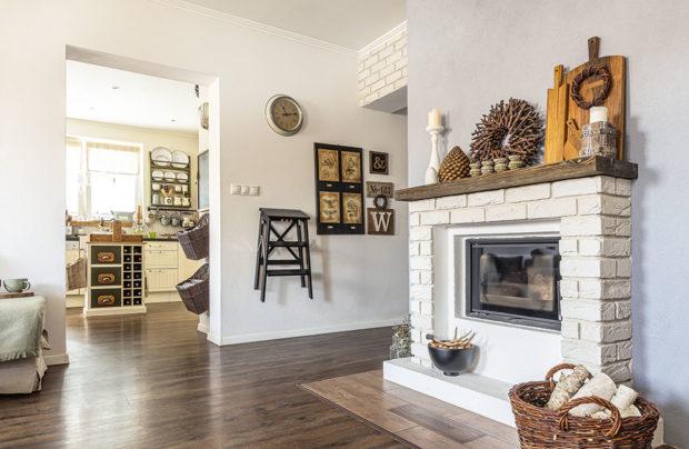 Obývací pokoj akuchyň
