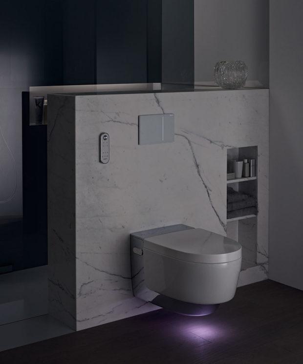 Sprchovací WC