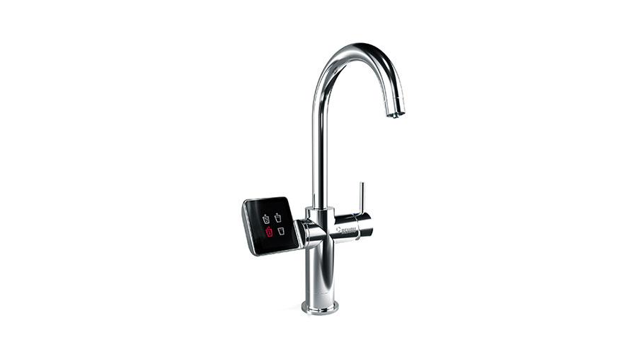 Ať už sycená, studená nebo horká – pitná voda podle potřeby pomocí RE.SOURCE
