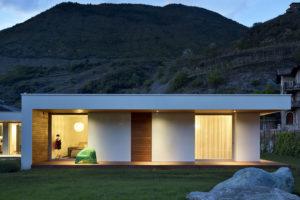 Jednopodlažní dům