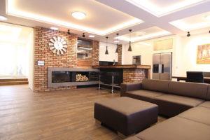 Příjemný byt pro starší pár: žádné bariéry, komfort a útulnost