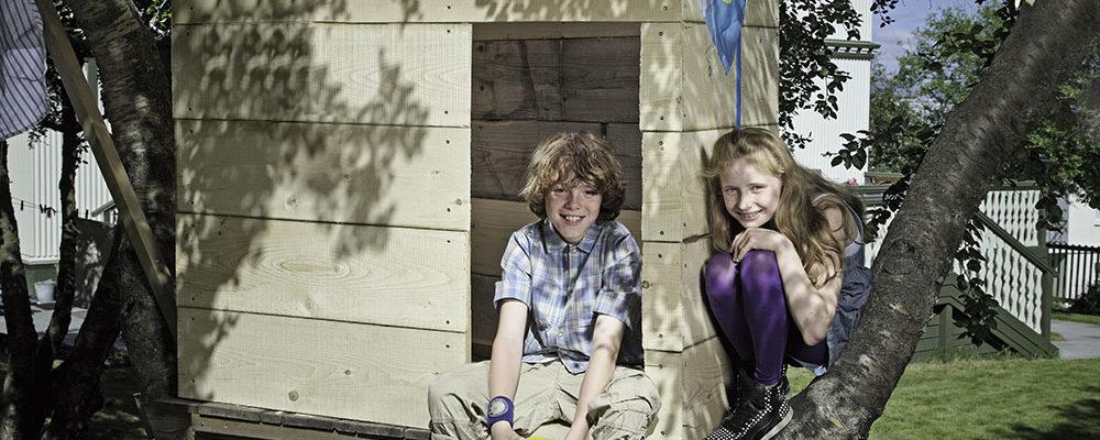 Jak udělat ze zahrady ideální místo pro děti
