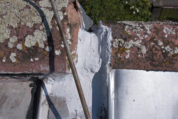 Komplikované detaily na střechách